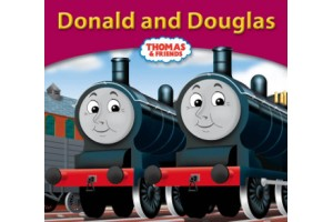 Thomas and Friends- Donald and Douglas