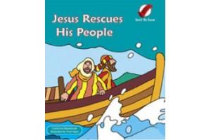 Jesus Rescues His People
