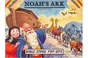 Noah's Ark- Bible story pop-ups