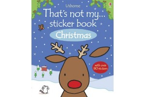 That's not my.....sticker book - Christmas