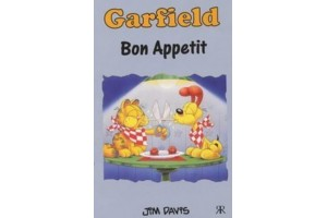Garfield Bon Appetit