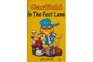 Garfield In The Fast Lane