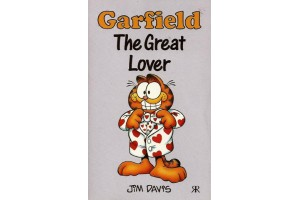 Garfield Here's The Great Lover