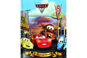 English books Cars 2- The Magical Story