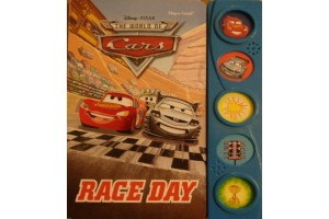 Cars- Race Day- The World of Cars