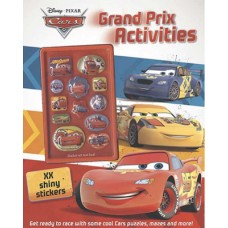 Disney Cars busy pack
