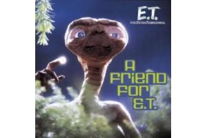 E.T. The Extra Terrestrial: A Friend for E.T.