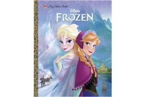 Frozen - A Big Golden Book