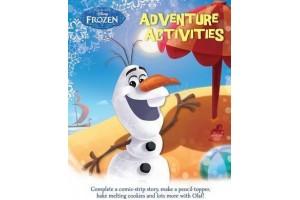 Frozen -Adventure Activities with Olaf