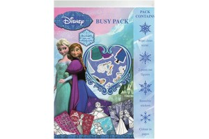Frozen - Busy Pack