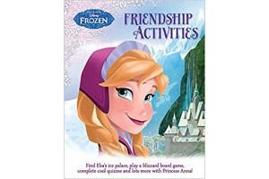 Frozen - Friendship Activities