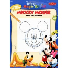 Disney Magic Artist- Learn to draw Mickey Mouse and his friends