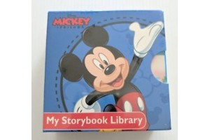 Mickey and Friends - My Storybook Library