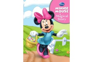 Minnie Mouse- The Spring Bonnet- A Magical Story
