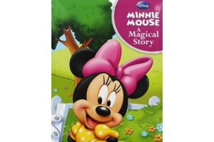 Minnie Mouse- The Flower Thief-  A Magical Story