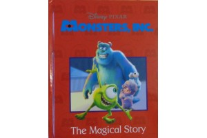 Monsters Inc- The Magical Story