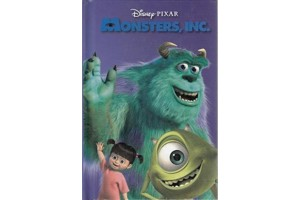 Monsters Inc- The story of the film