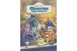 Monsters University- The story of the film