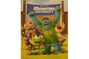 Monsters University- A read-along story