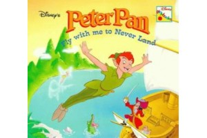 Peter Pan- Fly with me to Never Land