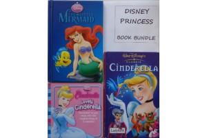 Disney Princess Book Bundle