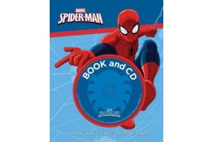 Spiderman - Book and CD read by Stan Lee