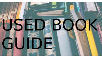 Used book guide
