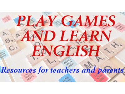 Play Games and Learn English