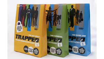 Trapped Escape Rooms games