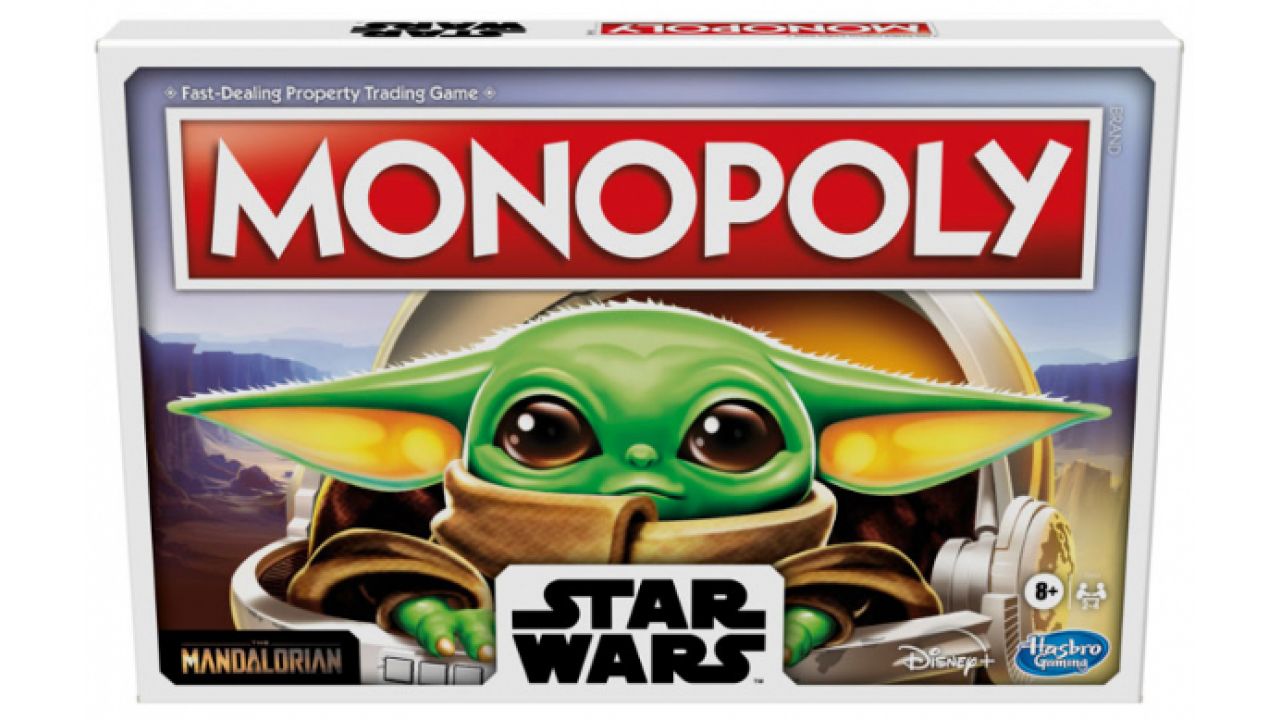 Monopoly Star Wars -The Child