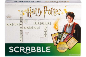 Harry Potter Scrabble in English language