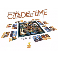 Professor Evil and the Citadel of Time in English language