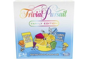 Trivial Pursuits Family Edition