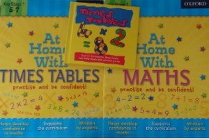 Book bundle: At Home with Times Table-Maths-Times Table Play Time