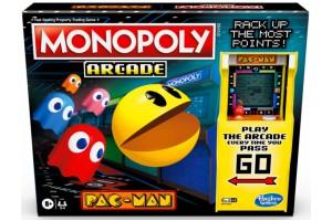 Monopoly Arcade 'Pac Man' Edition in English language