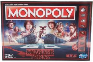 Monopoly Stranger Things, English language edition