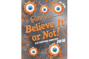 Ripley's Believe it or Not 2016