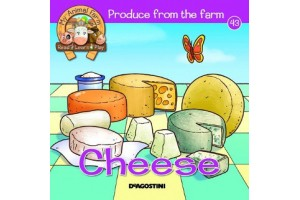Produce from the farm- Cheese