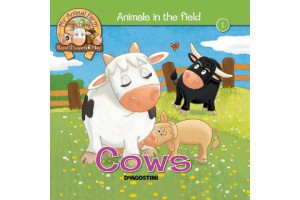 Animals in the Field - Cows