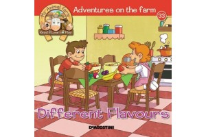 Adventures on the farm- Different Flavours
