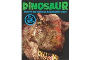 Dinosaur- Discover the secrets of the prehistoric world