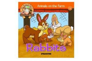 Animals on the farm - Rabbits