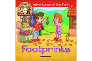 Adventures on the farm- Footprints