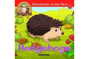 Adventures on the farm- Hedgehogs