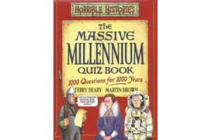 The Massive Millennium Quiz Book: 1000 Questions for 1000 Years