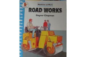 Machines at Work - Road Works