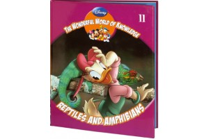 Reptiles and Amphibians-  Disney's The Wonderful World of Knowledge