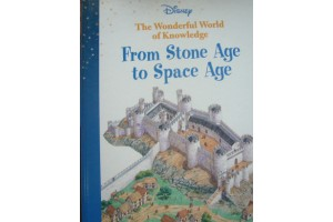 From Stone Age to Space Age- Disney The Wonderful World of Knowledge
