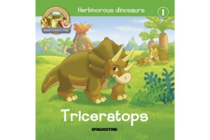 Triceratops - Dinosaurs and Friends