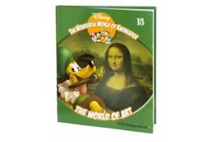 The World of Art- Disney The Wonderful World of Knowledge